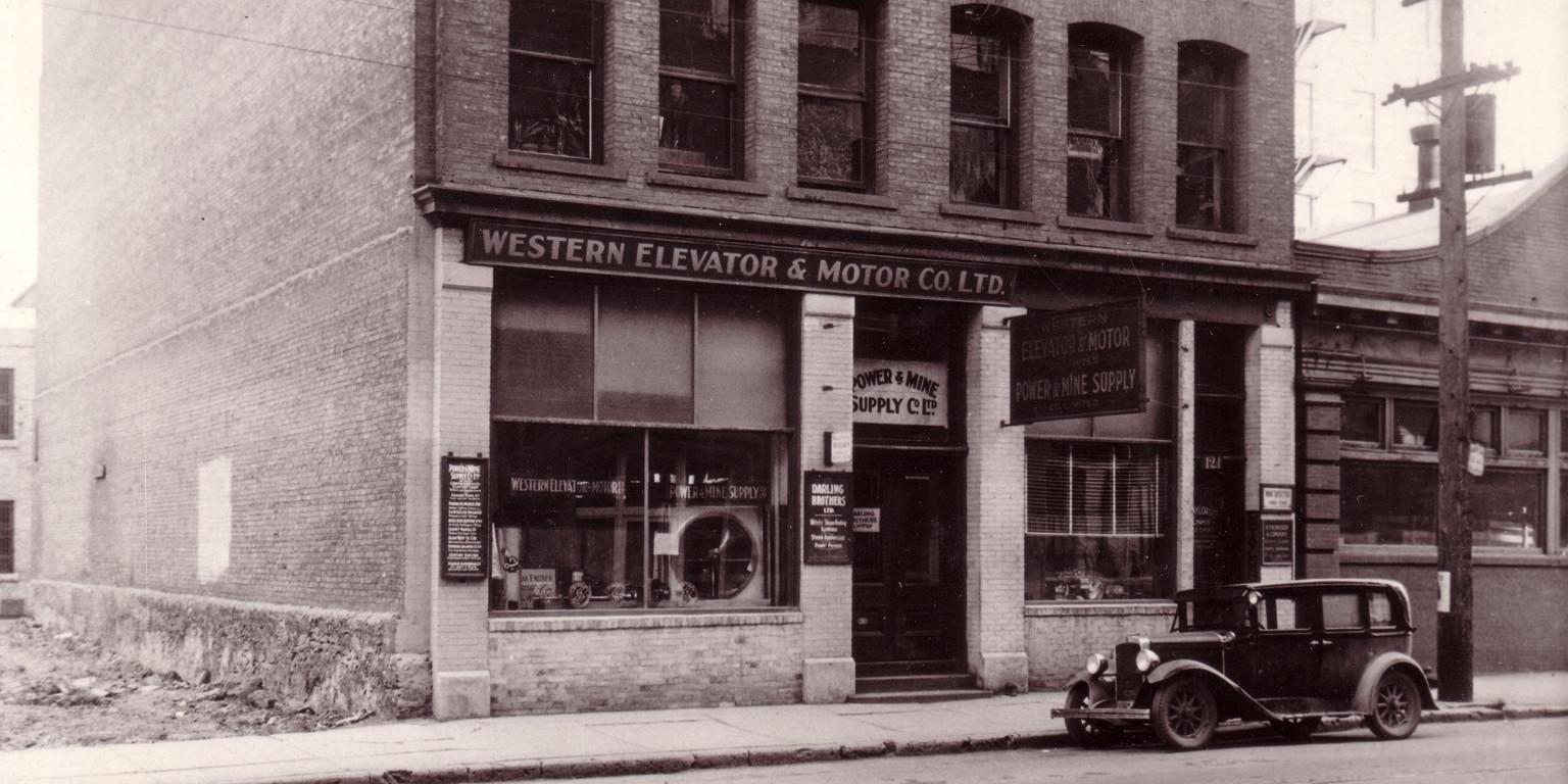 Western Elevator & Motos Co