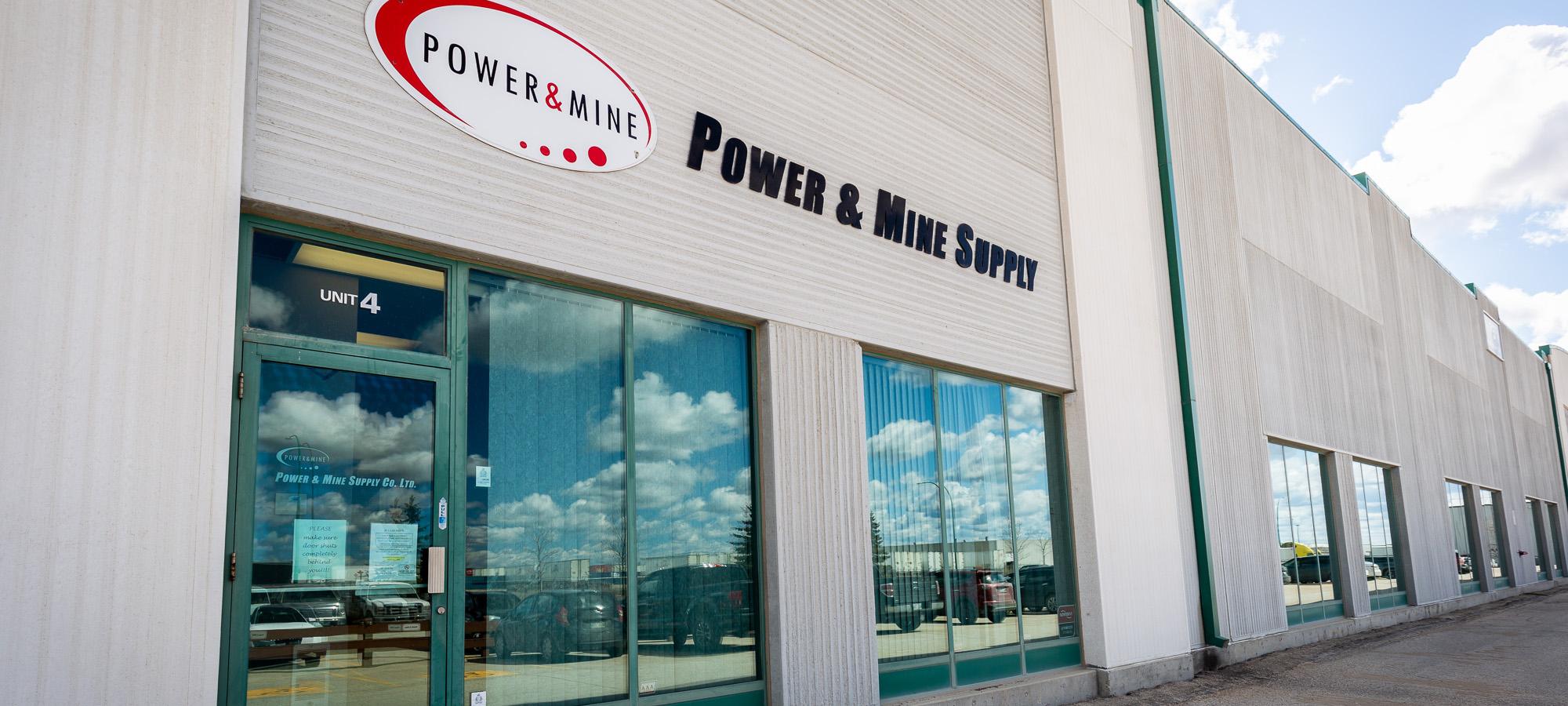 Power & Mine