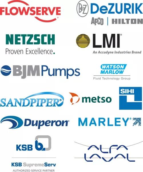 Pumps Logos